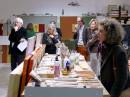 Vernissage Atelierausstellung mit Raum Für Neue Kunst, 2016